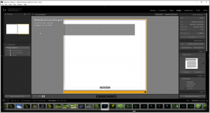 Book Tab in Adobe Lightroom