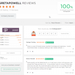 Greta Powell Training Reviews