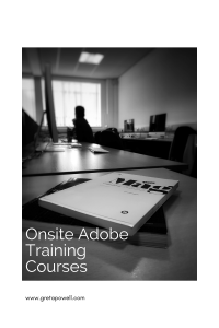 Onsite Adobe Training Courses Midlands