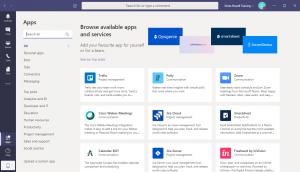 Microsoft Teams & Creative Cloud Assets the Adobe CC App in Microsoft Teams